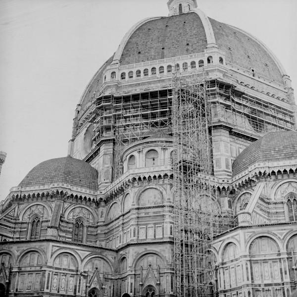 Duomo Florence Cathedral 1 :Italy beyond 70mm. Photographs taken on 80mm (Medium format film)