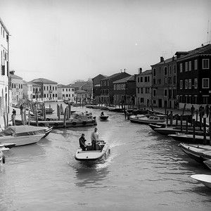 A View of Venice 3 :Italy beyond 70mm. Photographs taken on 80mm (Medium format film)