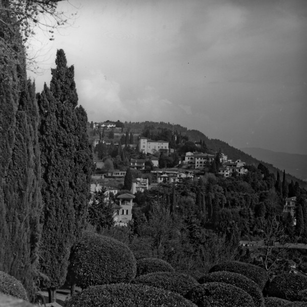 Journey into Fiesole Italy  6:Italy beyond 70mm. Photographs taken on 80mm (Medium format film)