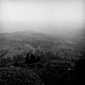 Journey into Fiesole Italy  7:Italy beyond 70mm. Photographs taken on 80mm (Medium format film)