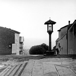 Journey into Fiesole Italy  4:Italy beyond 70mm. Photographs taken on 80mm (Medium format film)