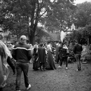 Renaissance Festival Medium Format Photograph 11