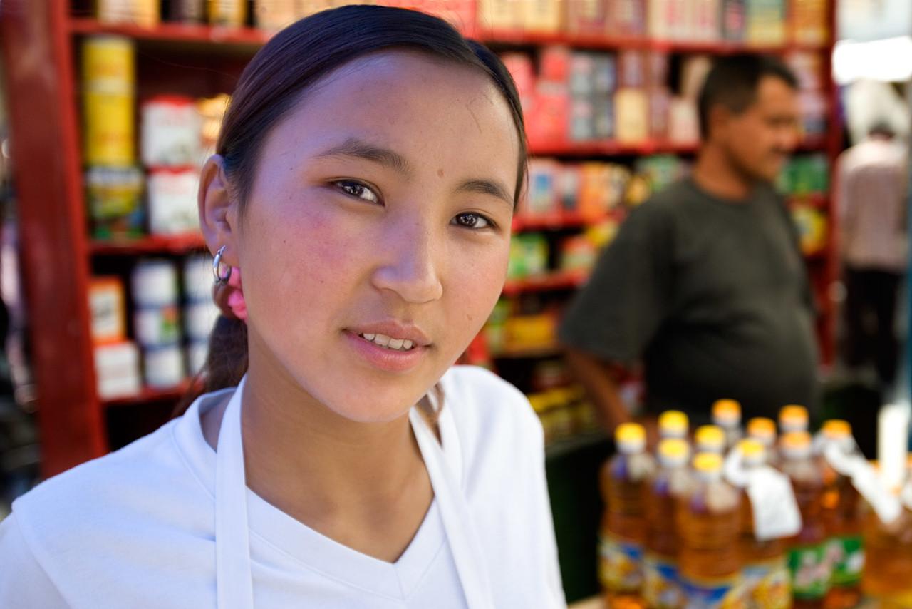 Osh Bazar. Bishkek.