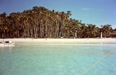 Leaving Boracay