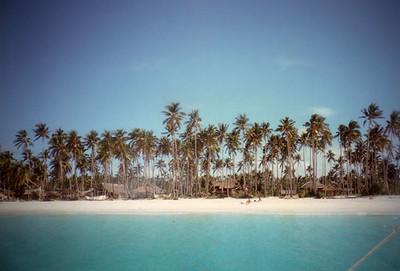 Approaching Boracay