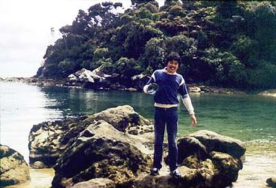 Paua Shell, Stewart Island
