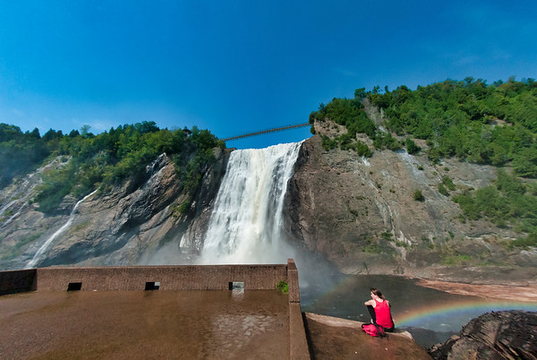 Alone in Montmorency