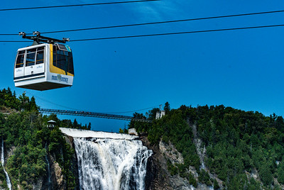 Cable Car, Montmorency Falls