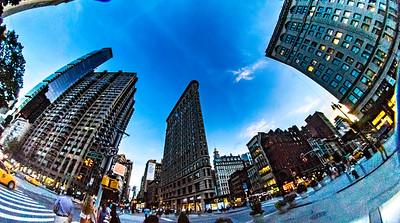 Manhattan Intersection