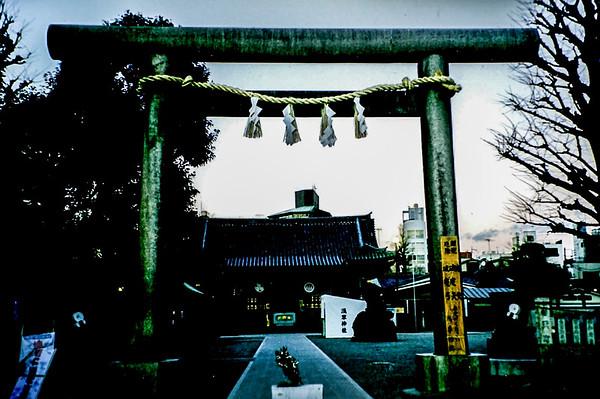 Azakusa Temple