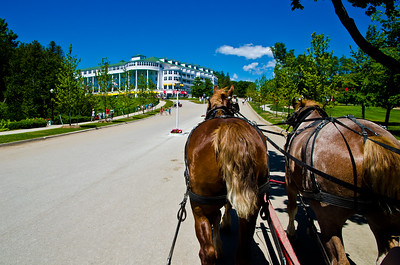 Streets of Mackinac