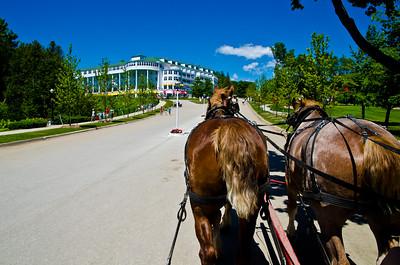 Streets of Mackinac
