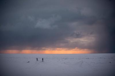 Ice Wanderers