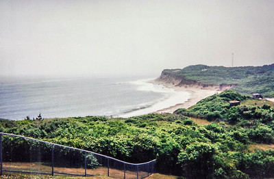 View from the Montauk Lighthouse