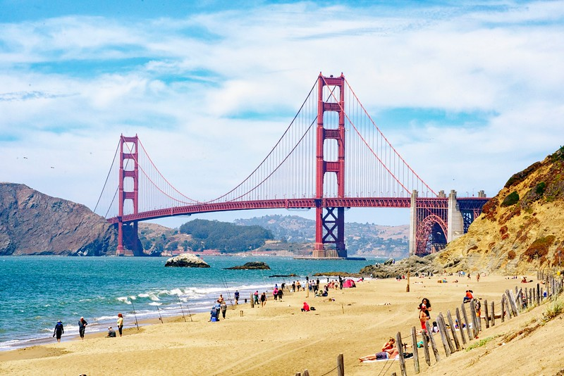 The Magnificence of the Golden Gate Bridge