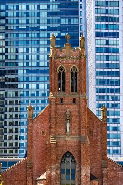 St. Patrick Church, San Francisco