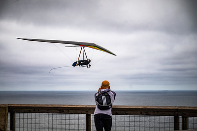 Hang Gliding at Fort Funston
