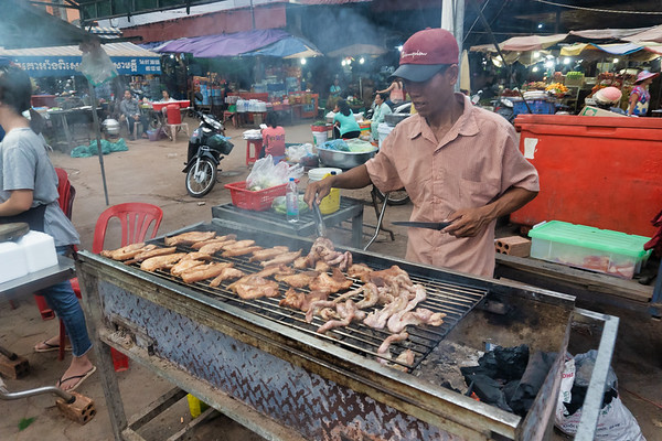 Street Food in Siem Reap, Cambodia-2