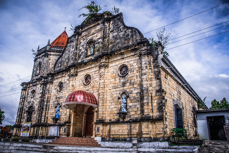Dingle Church, Iloilo