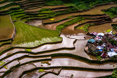 Bangaan Village and Rice Terraces