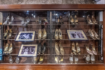 The Shoes of Imelda Marcos