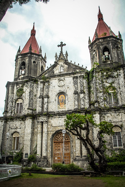 Molo, Iloilo Church