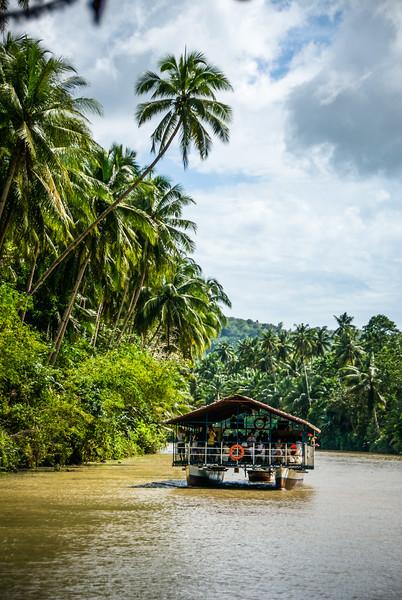 River Cruise, Loboc River, Bohol