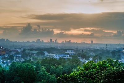 View from Antipolo HIlls