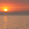 Sunset on Manila Bay
