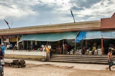 Guimaras Pier Market