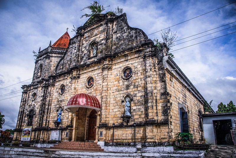 Dingle Church, Iloilo