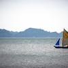Paraw, a native boat of Iloilo.