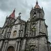The church in Molo, Iloilo City.
