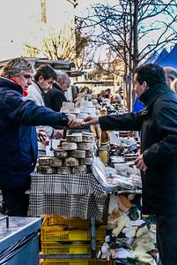 Flea Market in Montserrat