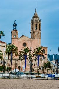 Iglesia de Sant Bartomeu y Santa Tecla
