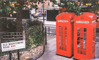Throwback-  Red Phone Booths ca 1999