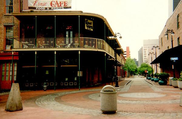 Fulton Street, New Orleans