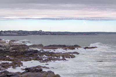 Casco Bay, Cape Elizabeth, Maine