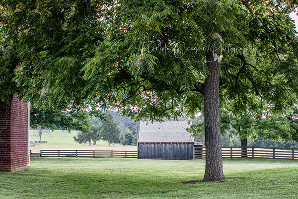 Scene from Appomattox Court House National Historic Park