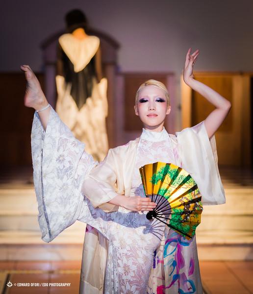 Be•JAPON - Beyond KIMONO 2015 Fashion Show • by EDO Photography