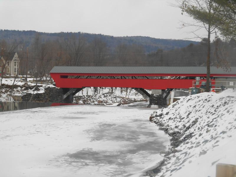 Taftsville Bridge, Quechee