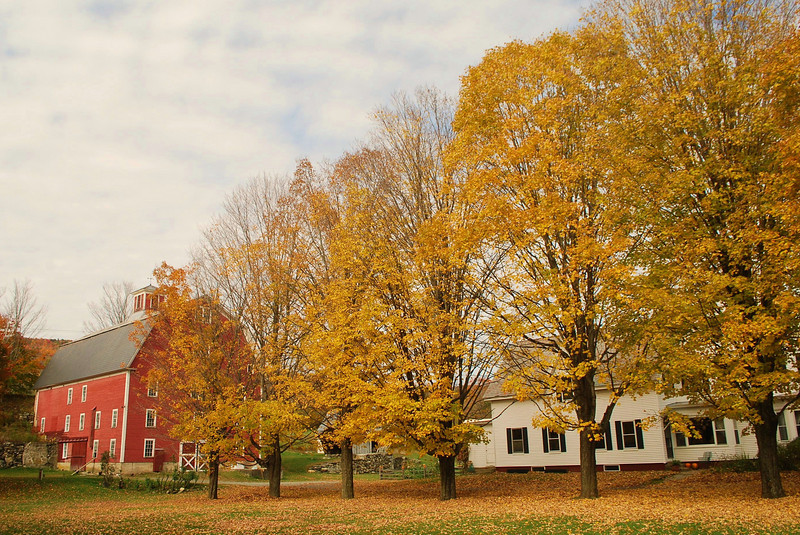 Woodstock<br /> vermont<br /> fall