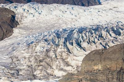 ALASKA 8667  "Mendenhall Glacier"  Juneau, AK