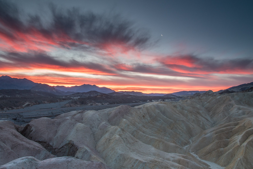 "CALIFORNIA 1726<br /> <br /> ""Death Valley Dawn""<br /> <br /> Death Valley National Park"
