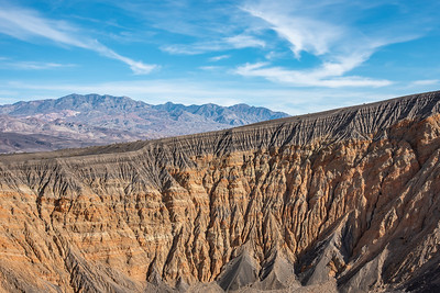 """Erosion Lines - Ubehebe Crater"""