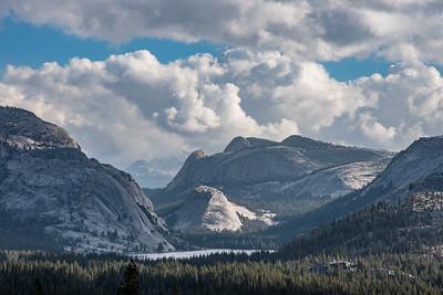 "CALIFORNIA 9960  ""September Morning over Lake Tenaya""  Yosemite National Park"