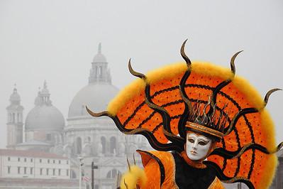 """ITALY 036  """"Carnevale di Venezia""""  Venice, Italy"""