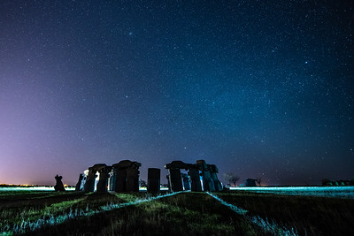"""Carhenge Nights"""