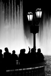 "NEVADA 5250  ""Fountain show at the Bellagio""  Las Vegas"