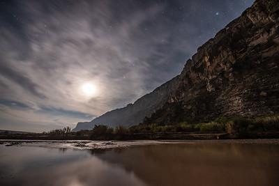 """""""Moonlight on the Rio Grande"""""""